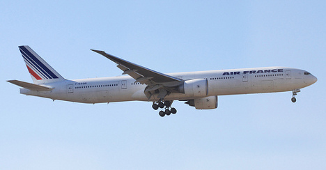 Air France reports €1.2 billion loss for 2012