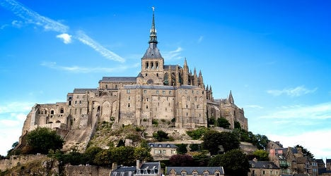 Mont-St-Michel mayor fined over bus route
