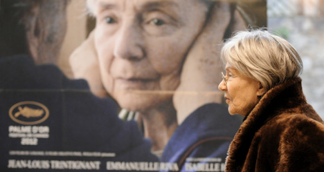 The fairytale of French cinema's grand dame