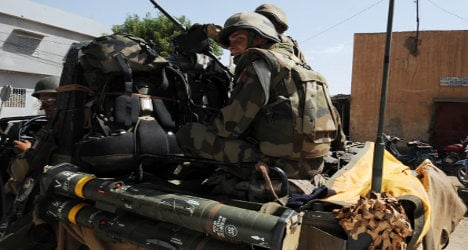 France 'to begin' Mali troop pullout in March