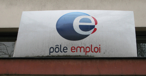 French jobless rate almost hits 16-year high