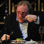 """The French can eat all the food they want but not get fat. No truth in this, according to Eve Middleton from UK-based France Magazine. """"Just look at Gerard Depardieu,"""" she said.Photo: John MacDougall/AFP"""