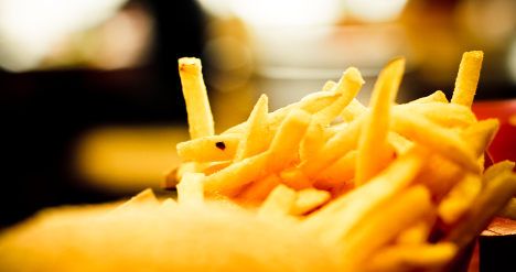 McDonald's set to make fries '100% French'
