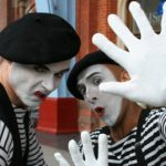 France is full of terrifying mime artists. No truth at all in that one, reader Quinn Mallory told The Local. Photo: Jan Lewandowski