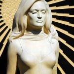 Egyptian-born Italian singer-songwriter Dalida (1933–1987) used to call the 18th her home where she spent most of her adult life. She received 55 gold records and was the first singer to receive a diamond disc. She's buried in Montmartre cemetery where you can find this statue of her.Photo: Ted Drake