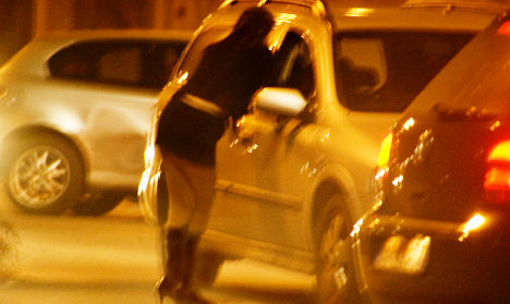 Prostitutes may soon return to Paris streets