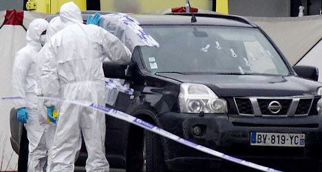 Suspected terrorist shot dead after French probe