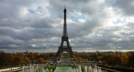 Eiffel Tower evacuated after bomb alert: police