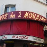 Unfortunately Amélie herself doesn't exist but 'Le Café des 2 Moulins' where she works in the film does. It's on 15 Rue Lepic near Abbesses metro station.Photo: Austinevan