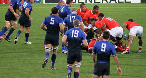 Rugby is 'worst sport' in France for drug cheats