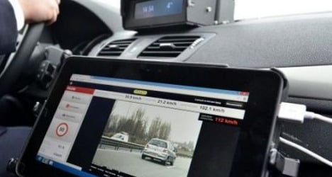 French police roll out first secret speed radars
