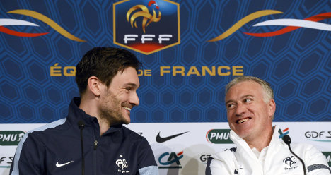 Deschamps: We will play to win against Spain