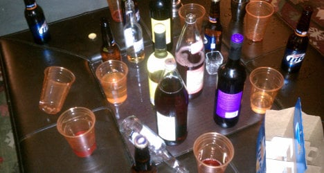 Alcohol 'biggest cause' of hospital visits in France