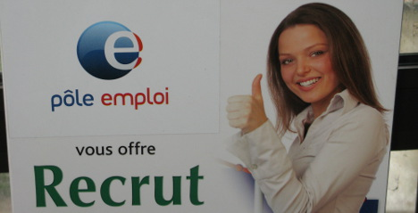 France loses 100,000 jobs in one year
