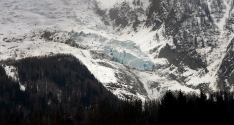 British father and son die on Mont Blanc