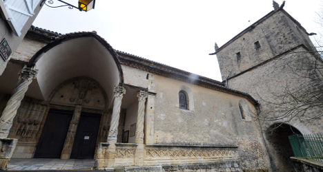 Texan tycoon answers prayers of French church
