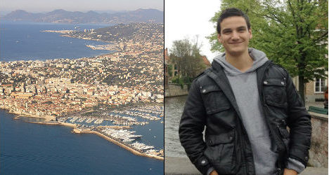 Studying in France: 'The Riviera is perfect'