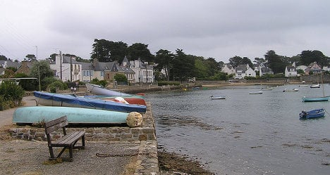 Arsonist strikes Brittany village for tenth time