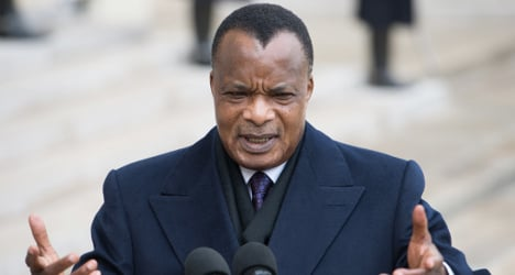 Congo ruler resists probe into luxury French homes