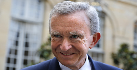 Richest man in France ends bid to be Belgian