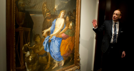 400-year-old Paris Ritz artwork sold for €1.44m