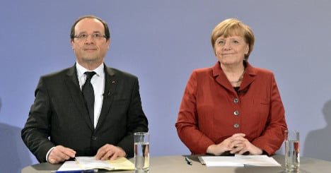 Do not pick fight with Merkel, minister warns