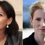 Battle to be first female Paris mayor turns ugly