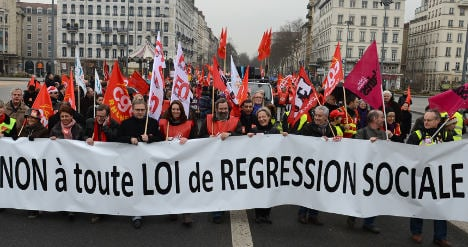 French assembly adopts contentious job reforms