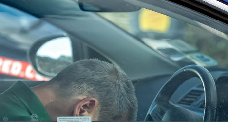 Fatigue causes hundreds of road deaths each year