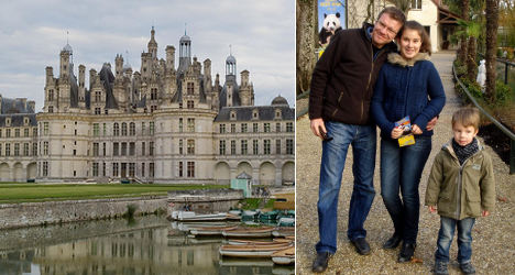 'The French don't resent expats in the Loire Valley'