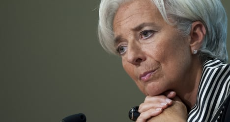 IMF's Lagarde in Paris for high stakes court grilling