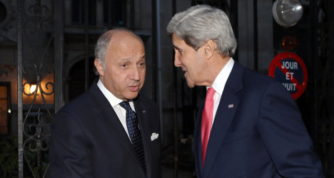 France to analyse Syrian chemical arms samples