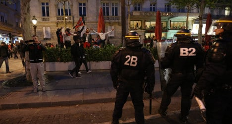 French far-right blames Paris riots on immigrants