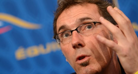 PSG line up Laurent Blanc to replace Ancelotti
