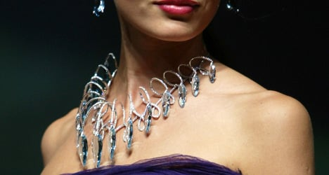 Diamond necklace 'worth €2m stolen' at Cannes