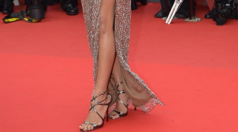 Cannes red carpet – Dress of the day (photo)