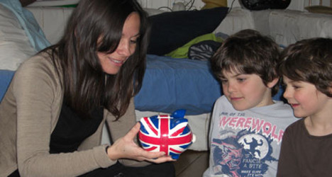 English-speaking nannies hot property in France