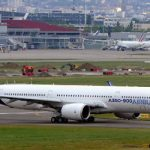 Air France orders €7.2b worth of A350 planes