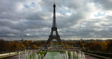Eiffel Tower closes as workers strike