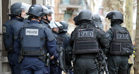 French police arrest three more suspected jihadists