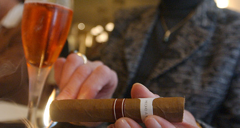 French MPs' lunch with big tobacco causes a stir