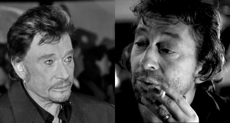Gainsbourg impersonator jailed for knifing rival