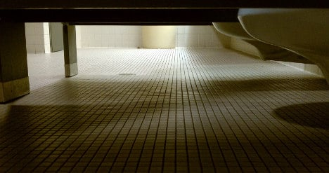 Man lay dead for 'months' in French office toilet