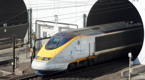 German trains to ply Channel Tunnel