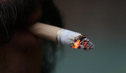 France set for sharp rise in price of cigarettes