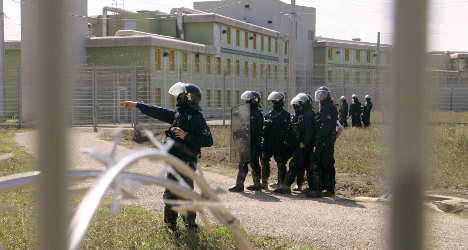 Hostage-taking ends at high-security French jail
