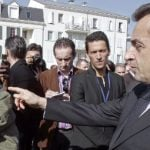 Sarkozy 'does not change baby's nappies': Bruni