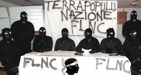 Corsican separatists vow to attack France again