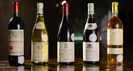 French 'learned wine-making' from Italians