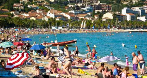 Map reveals France's cleanest beaches